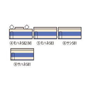 トミックス SALENEW大人気 N 超激得SALE 98772 国鉄 返品種別B 583系特急電車増結セットA 4両