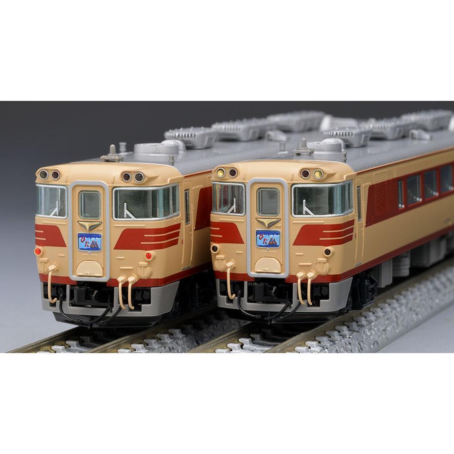 トミックス N 98774 新作入荷!! JR キハ82系特急ディーゼルカー 返品種別B 6両 セット 南紀 付与 ひだ