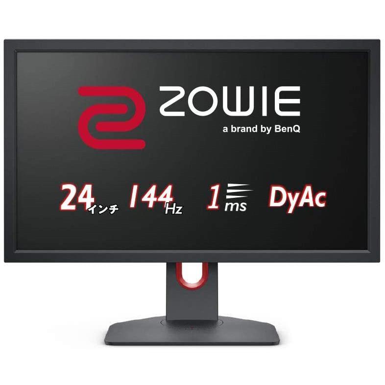 BenQ ベンキュー 24型 ゲーミング液晶ディスプレイ 144Hz 日本正規代理店品 1920×1080 1ms GtG DisplayPort TN HDMI XL2411K 受賞店 ノングレア 返品種別A ZOWIE