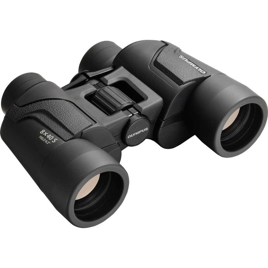 宅配便送料無料 オリンパス 双眼鏡 8×40 S BLK 8X40S 返品種別A 倍率:8倍 未使用
