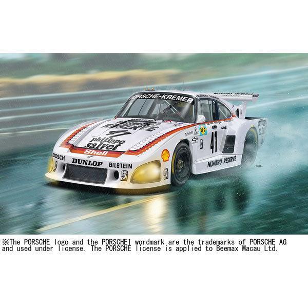 NuNu 1 24 贈答 レーシングシリーズ ポルシェ 935K3 プラモデル PN24006 返品種別B 引出物