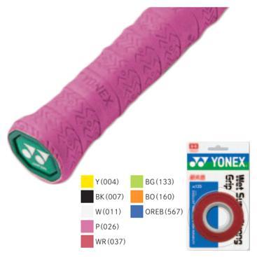 ヨネックス ウェットスーパーストロンググリップ 3本入 正規激安 ホワイト 幅25mm×長さ1200mm×厚さ0.65mm 返品種別A 011 YONEX AC135 直営ストア