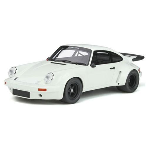 GTスピリット 1/ 18 ポルシェ 911 3.0 RSR(ホワイト) 世界限定 999個(GTS207)ミニカー 返品種別B