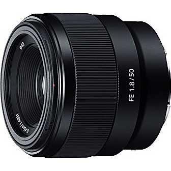 ソニー FE 超激安特価 50mm F1.8 SEL50F18F ※FEマウント用レンズ フルサイズミラーレス対応 実物 返品種別A