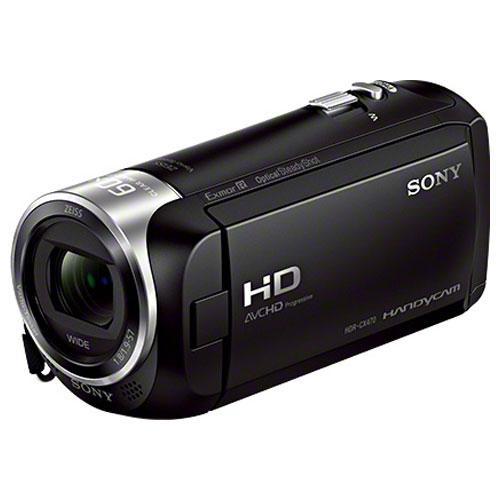 評価 限定価格セール ソニー デジタルHDビデオカメラ CX470 ブラック SONY ハンディカム HDR-CX470-B 返品種別A