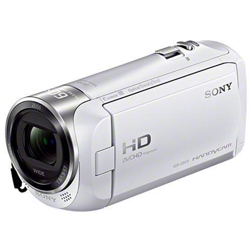 ソニー デジタルHDビデオカメラ CX470 ホワイト 売店 返品種別A HDR-CX470-W ハンディカム まとめ買い特価 SONY