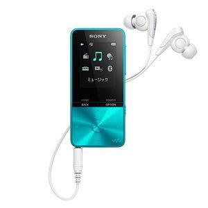 ソニー ウォークマン S310シリーズ 4GB 新作続 ブルー 2020 L 返品種別A Walkman NW-S313 SONY