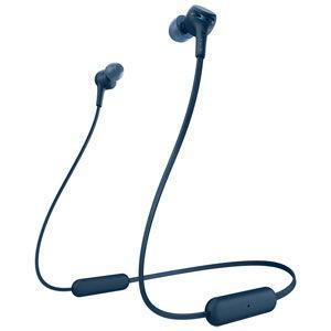 信託 ソニー Bluetooth対応ダイナミック密閉型カナルイヤホン ブルー 返品種別A SONY WI-XB400-L いつでも送料無料