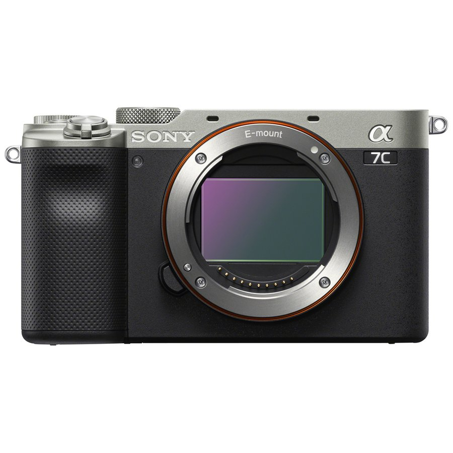 ソニー フルサイズミラーレス一眼カメラ α7C オンライン限定商品 ボディ シルバー ILCE-7C-S 返品種別A 春の新作 SONY