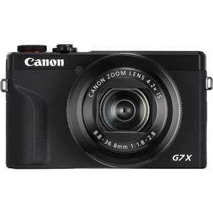 キヤノン デジタルカメラ「PowerShot G7 X Mark III」(ブラック) PSG7X MARKIII(BK) 返品種別A Joshin web