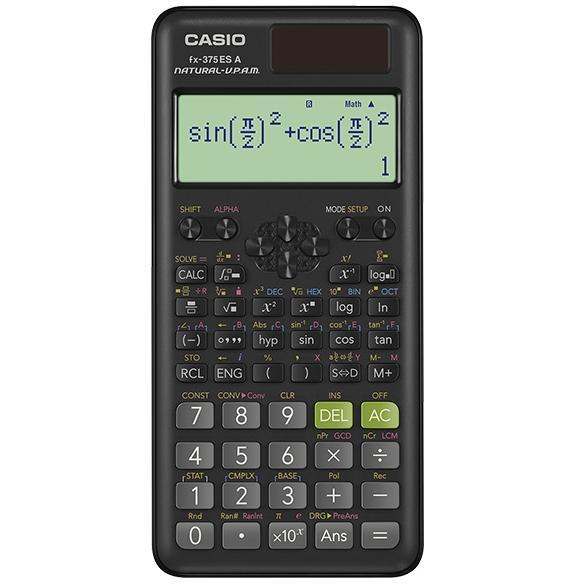 カシオ 関数電卓 誕生日プレゼント 10桁 微分積分 統計計算 関数機能394 セール特別価格 返品種別A FX-375ESA-N 数学自然表示