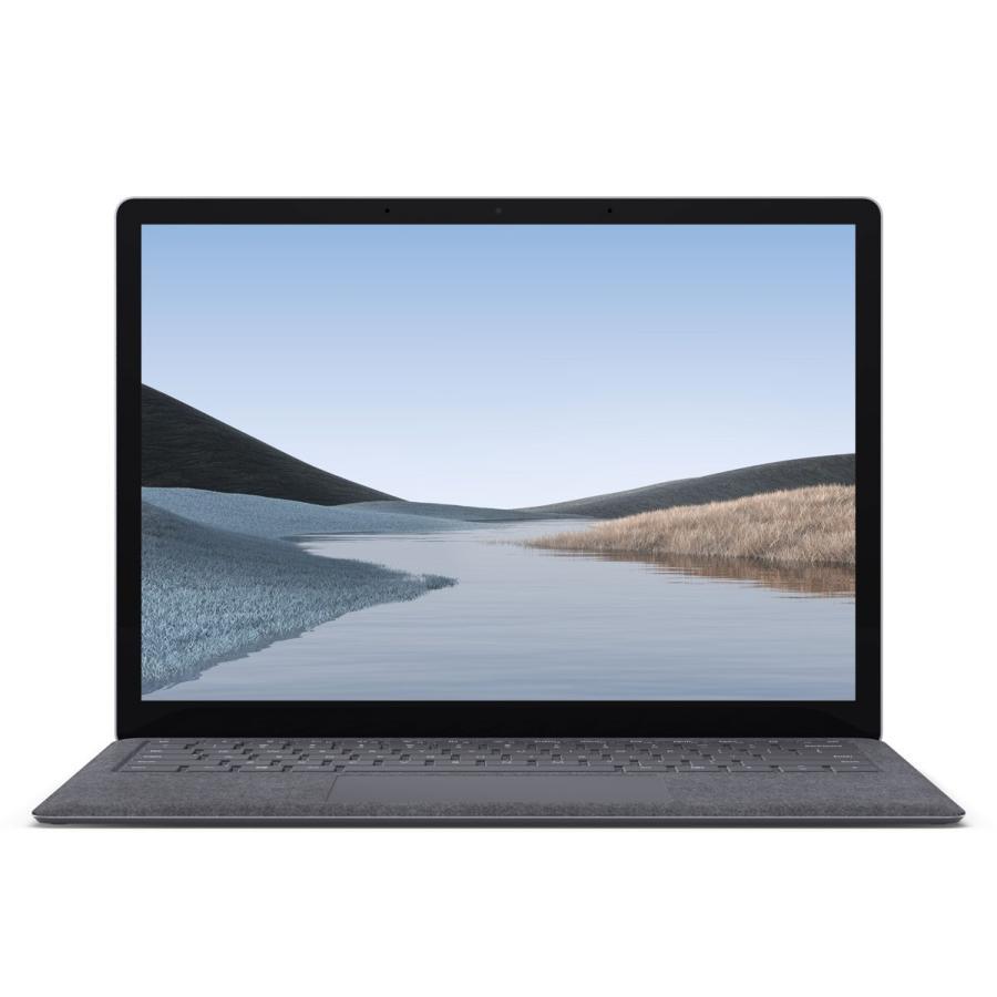 マイクロソフト 予約販売 13.5インチ Surface 全品送料無料 Laptop 3 第10世代インテル Core i5 メモリ 8GB Office ストレージ 2019搭載 128GB VGY-00018 Microsoft 返品種別B