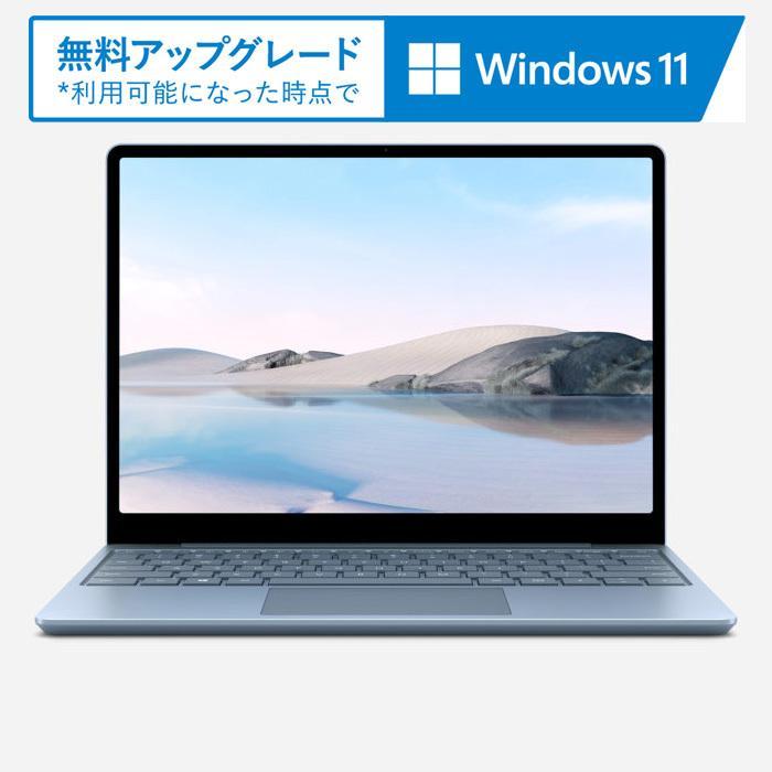 マイクロソフト Surface Laptop Go(8GB/256GB)アイスブルー 12.4型モバイルノートパソコン Office Home & Business 2019搭載 THJ-00034(LG/8/256IB 返品種別B Joshin web