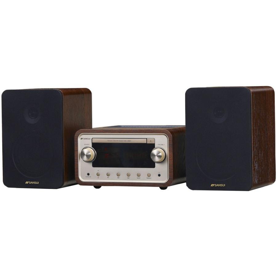 サンスイ Bluetooth対応CDステレオシステム SANSUI 返品種別A SMC-300BT オンラインショップ セール特価