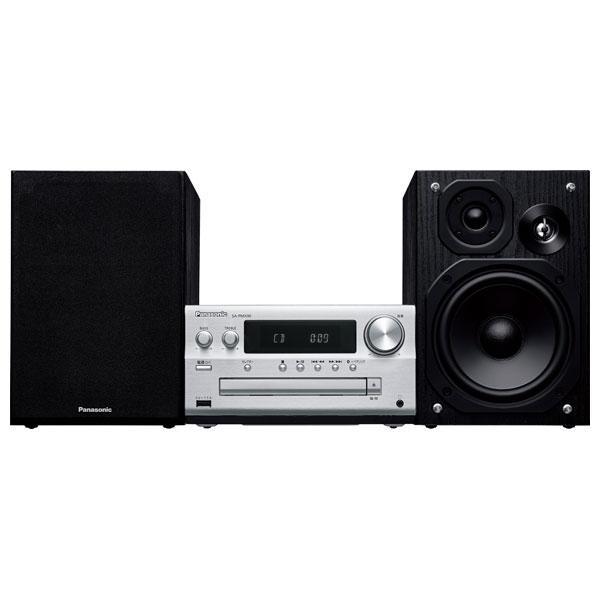 パナソニック Bluetooth 公式ショップ ハイレゾ対応 CDステレオシステム 返品種別A Panasonic シルバー SC-PMX90-S 全商品オープニング価格