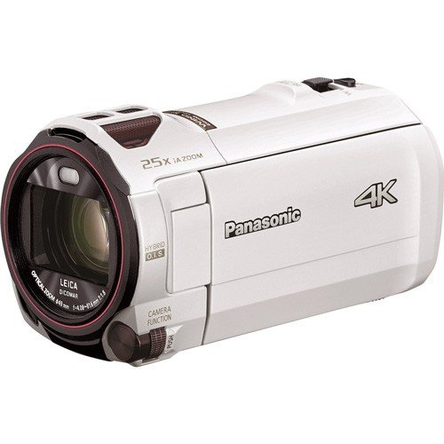 パナソニック デジタル4Kビデオカメラ HC-VX992M 結婚祝い 返品種別A 大規模セール ピュアホワイト HC-VX992M-W
