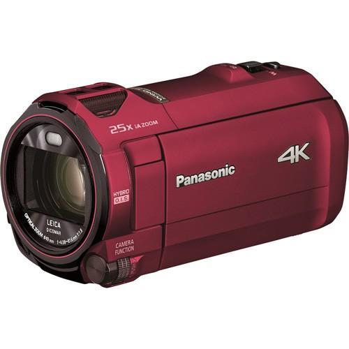 パナソニック 卸直営 信託 デジタル4Kビデオカメラ HC-VX992M アーバンレッド 返品種別A HC-VX992M-R