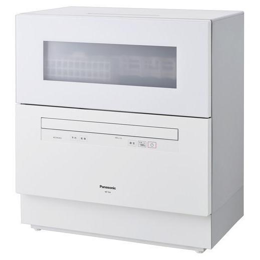パナソニック 直営店 食器洗い乾燥機 ホワイト 食洗機 一部予約 NP-TH4-W 食器洗い機 返品種別A Panasonic