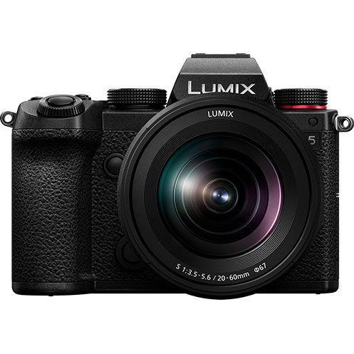 パナソニック フルサイズミラーレス一眼カメラ [並行輸入品] ストアー LUMIX DC-S5 返品種別A DC-S5K-K 標準ズームレンズキット