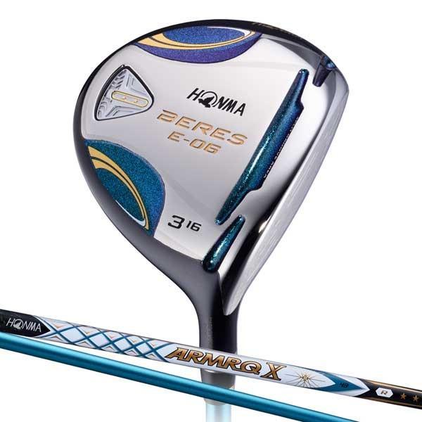 本間ゴルフ BERES E-06 フェアウェイウッド 2Sグレード ARMRQ X 43カーボンシャフト #5W フレックス:R BRS E-06 43-2S FW5R 返品種別A