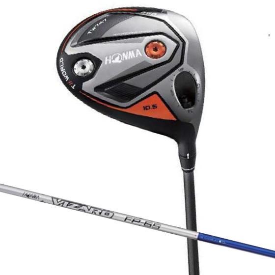 本間ゴルフ ツアーワールド TW747 460 ドライバー(受注生産) VIZARD FP5シャフト 10.5° フレックス:SR TW747-460-10-FP5-SR 返品種別B