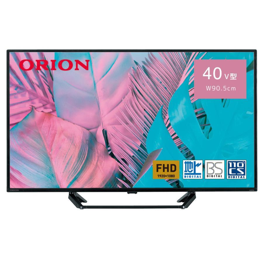 オリオン 超特価 40型フルハイビジョンLED液晶テレビ 別売USB HDD録画対応 ORION シリーズ ROOM オンラインショッピング 返品種別A OL40WD200 BASIC