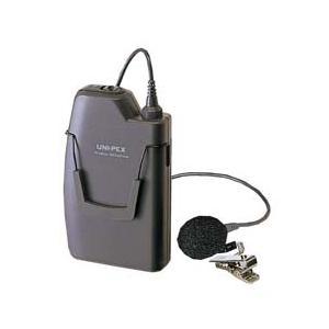 値引き ユニペックス 送料込 800MHzツーピース形ワイヤレスマイク UNIPEX WM-8100A 返品種別A