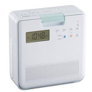 実物 東芝 防水CDラジオ ホワイト TY-CB100-W お求めやすく価格改定 TOSHIBA 返品種別A