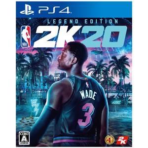テイクツー・インタラクティブ・ジャパン (封入特典付)(PS4)『NBA 2K20』レジェンド・エディション 返品種別B