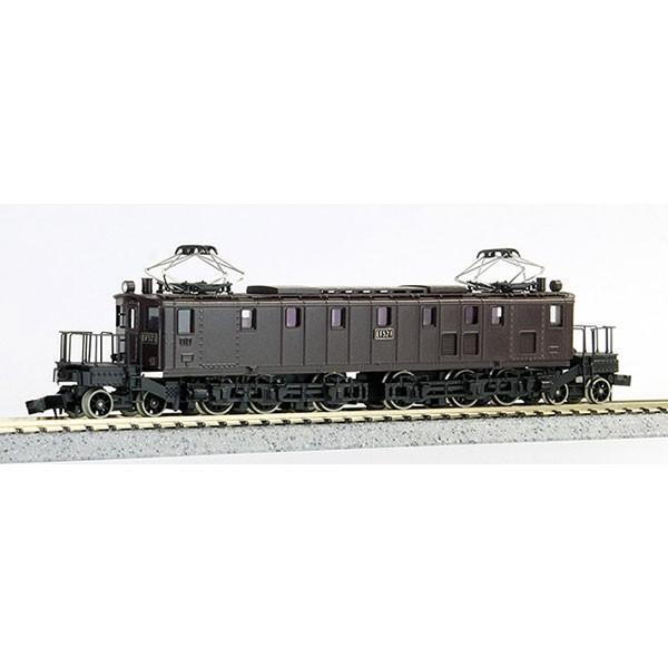 ワールド工芸 (N) 国鉄EF52形 電気機関車 (縦エアフィルター仕様) 組立キット リニューアル品 返品種別B