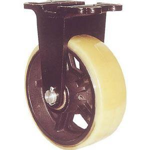 ヨドノ 鋳物重量用キャスター MUHA-MK300X75 返品種別A