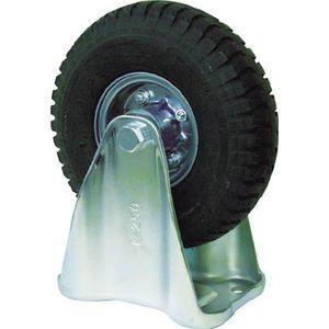 ヨドノ 空気入りタイヤ固定車付 HC-WK250X4 返品種別A