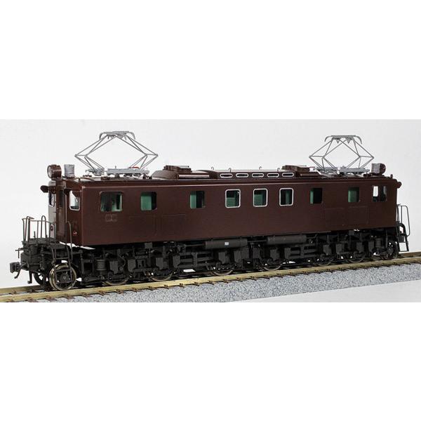 ワールド工芸 (再生産)(HO) 16番 国鉄 EF15形 電気機関車 最終型 暖地タイプ 組立キット 返品種別B