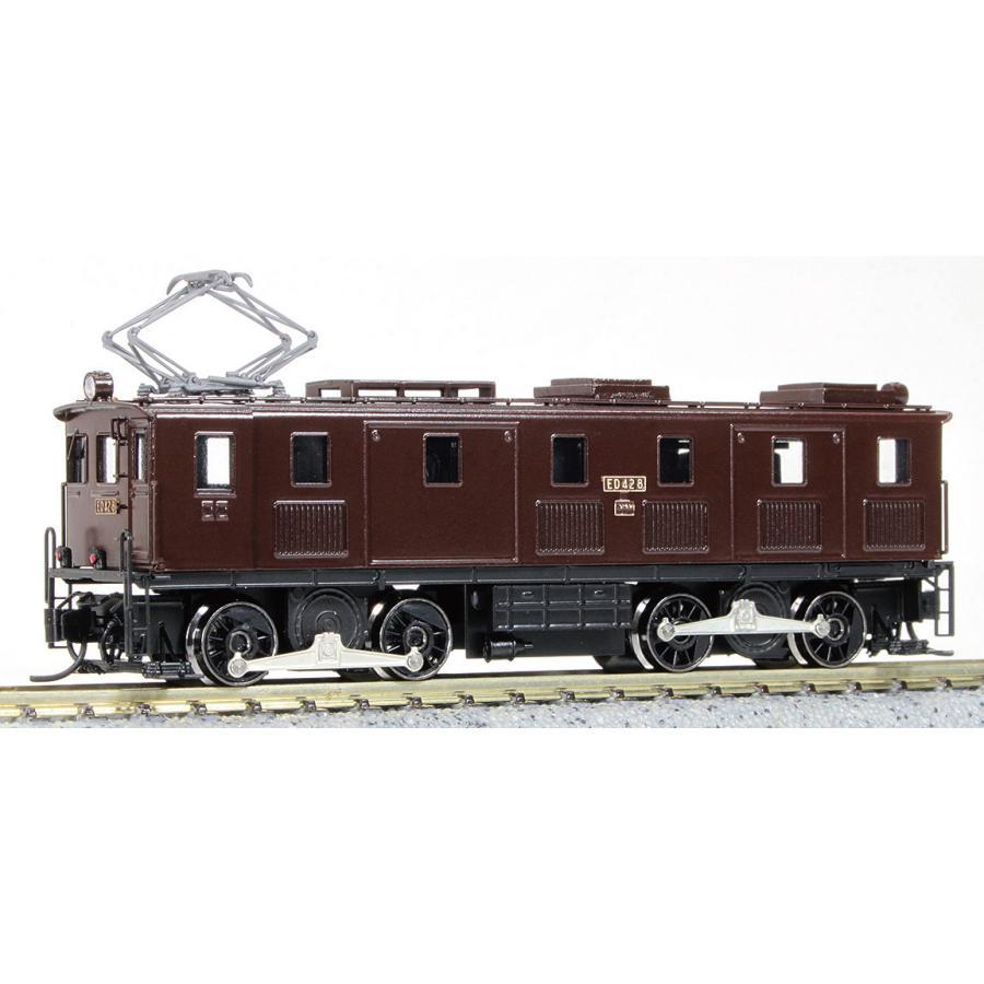 ワールド工芸 (N) 鉄道省 ED42形 II 電気機関車 (標準型) 塗装済完成品 リニューアル品(特別企画品) 返品種別B