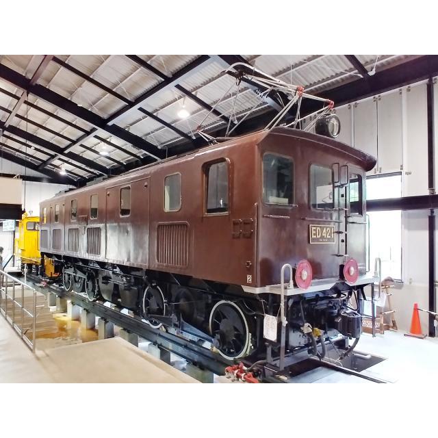 ワールド工芸 (N) 鉄道省 ED42形 II 電気機関車 (1·4号機) 組立キット リニューアル品 返品種別B