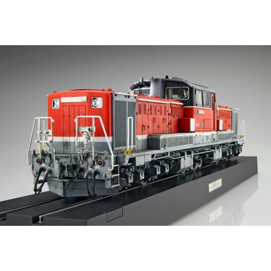 アオシマ 1 市場 45 トレインミュージアムOJ No.6 ディーゼル機関車 貨物A更新機 返品種別B DD51 61824 ギフ_包装 プラモデル