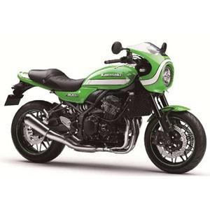 アオシマ 1 12 完成品バイク KAWASAKI 物品 Z900RS SALE開催中 返品種別B ビンテージライムグリーン 05030 カフェ 塗装済み完成品