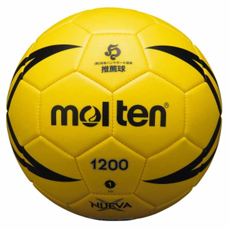 モルテン ハンドボール イエロー Molten ヌエバX 返品種別A 1200 1号球 MT-H1X1200Y 価格交渉OK送料無料 通販 激安◆