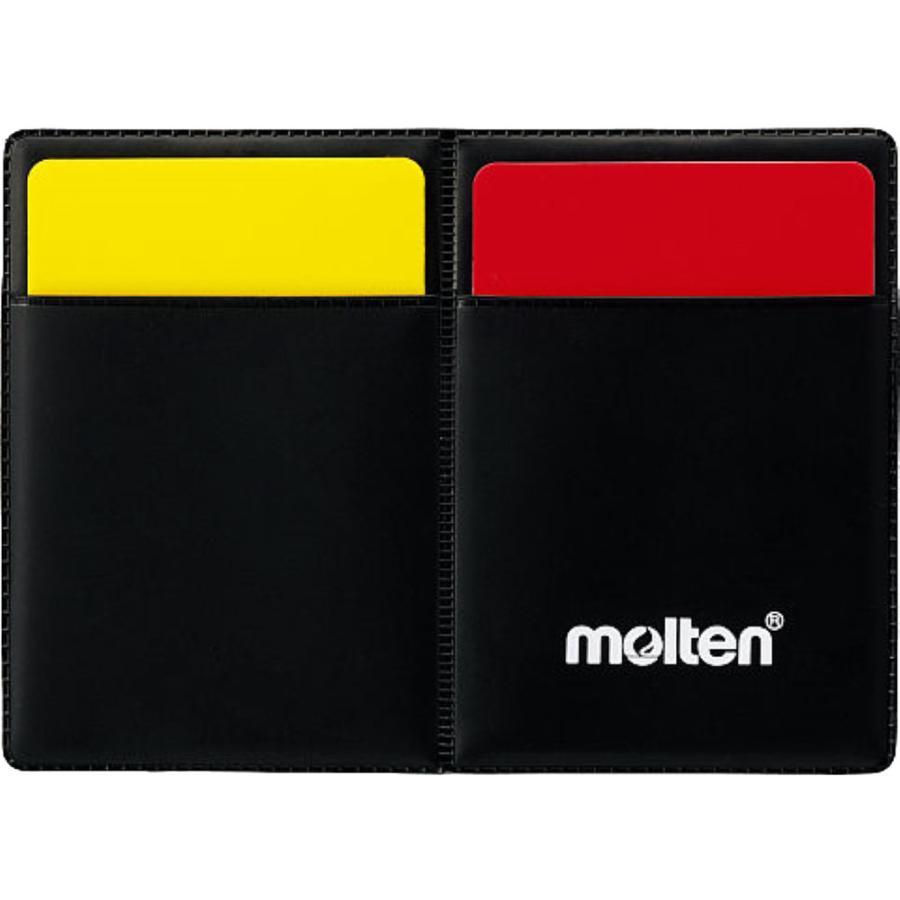モルテン 激安通販販売 サッカー 警告カードケースセット MT-QF0060 返品種別A 35%OFF Molten