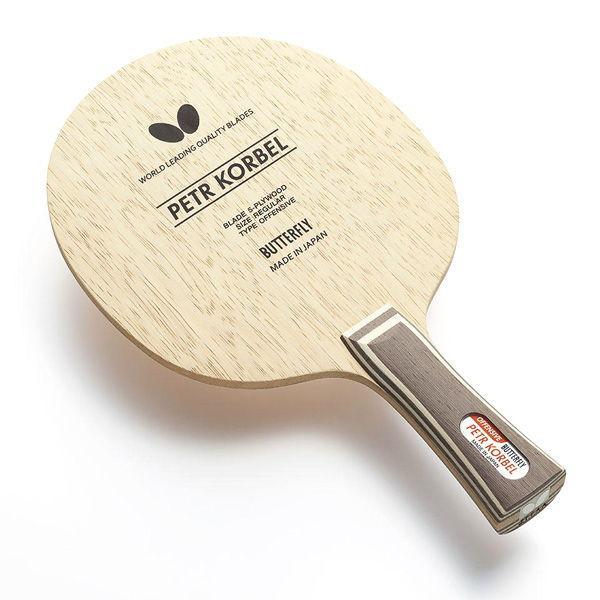 バタフライ タイムセール 卓球 シェークラケット BUTTERFLY BUT-30271 初売り グリップ形状:フレア 返品種別A コルベル