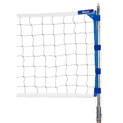 予約販売品 ミカサ ソフトバレーボール用ネット 固定 移動支柱用 SOFT-NET10 返品種別A MIKASA 贈呈