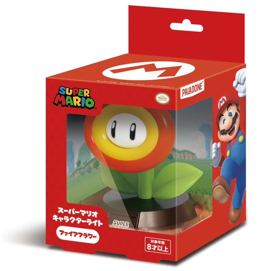 Paladone Products スーパーマリオ 人気 おすすめ スピード対応 全国送料無料 ファイアフラワー キャラクターライト 返品種別B