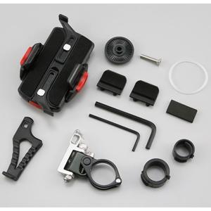 デイトナ スマートフォンホルダー WIDE 国際ブランド IH-550D リジット 92601 DAYTONA 返品種別A 期間限定で特別価格