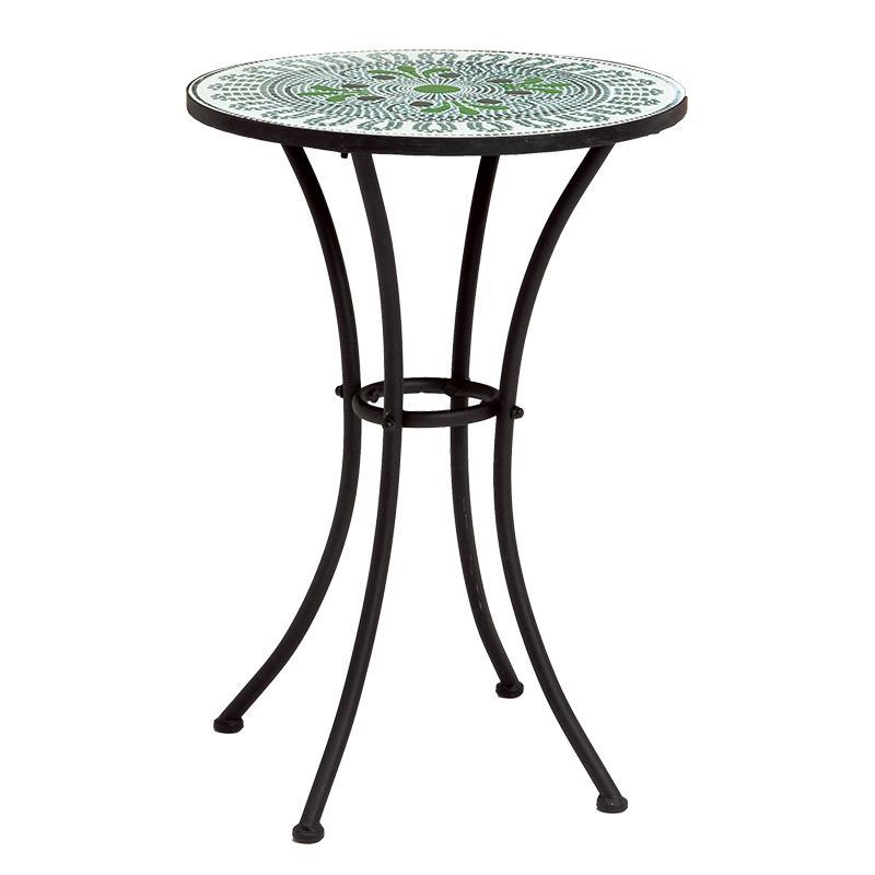 HAGIHARA 萩原 国内在庫 人気ショップが最安値挑戦 テーブル グリーン LT-4185GR 返品種別A