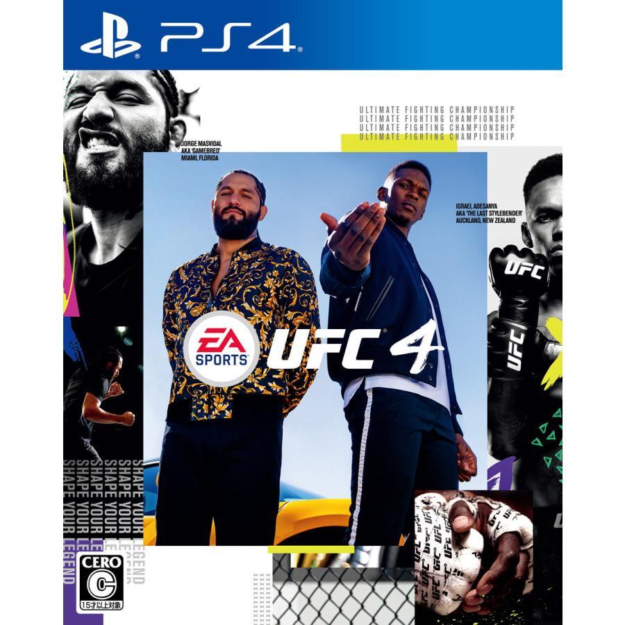 エレクトロニック アーツ 全品最安値に挑戦 PS4 EA 数量限定アウトレット最安価格 SPORTS 4 返品種別B UFC