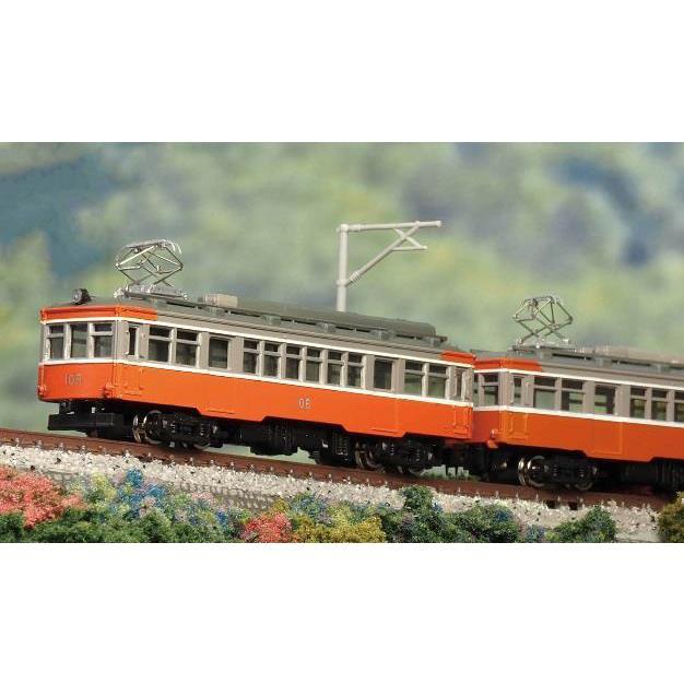 誕生日/お祝い グリーンマックス N 2212 箱根登山鉄道旧型車モハ1 セール開催中最短即日発送 返品種別B 未塗装ディスプレイキット モハ2