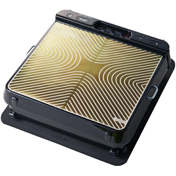 アテックス EMSシートプラス+シェイプアップボードセット ブラック ATEX AX-FRL910BK 好評 返品種別A 商店 ルルドスタイル