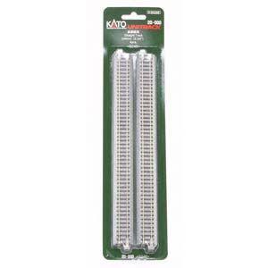 カトー N 20-000 ユニトラック 直線線路248mm 返品種別B 人気の定番 4本入り 激安卸販売新品