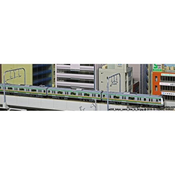 カトー 再生産 開店祝い N 10-1268 E233系3000番台 倉庫 上野東京ライン 返品種別B 東海道線 4両増結セットA