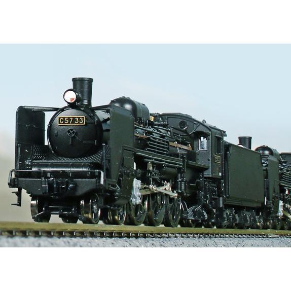 カトー 再生産 N 2024 1次形 返品種別B 在庫限り 高級な 蒸気機関車 C57